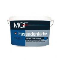 Краска фасадная латексная MGF Fassadenfarbe 5л / 7кг