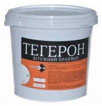 Праймер битумный ТЕГЕРОН, 6 кг.