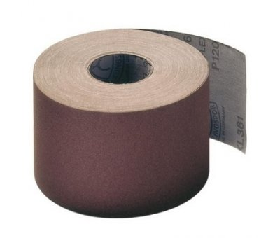 Бумага наждачная на тканевой основе 200 мм № 600 (1м / п)
