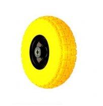 Колесо для тачки полиуретан BudMonster 3,5 х 4.