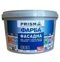 Фасадная краска белая матовая Prisma 10л / 14кг