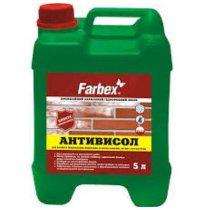 Средство гидрофобное акриловое защитное Антивисол 1л Farbex
