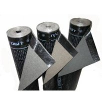 Еврорубероид Технониколь Полибуд ХКП 3.5 сланец серый 9м2 (стеклохолст)