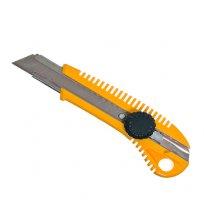Нож универсальный (для гипсокартона) 18мм HARDY