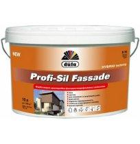 Краска фасадная DUFA Fassad силикон-силикатная, 10л