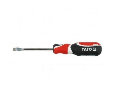 Отвертка плоская Yato 6,5 х 200 мм