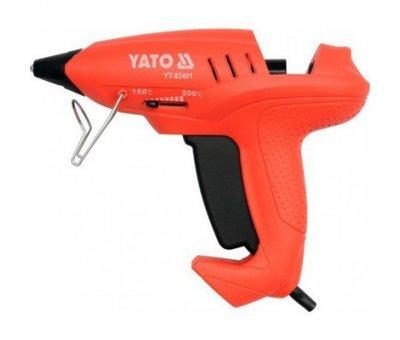 Пистолет термоклеевой Yato сетевой 35 / 400 Вт.