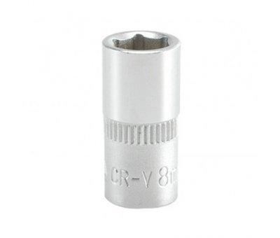 "Головка торцевая 6-гр. 1/4"" М = 8 мм Yato"
