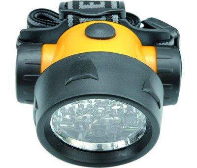 Ліхтар VOREL світодіодний на чоло (8 LED)