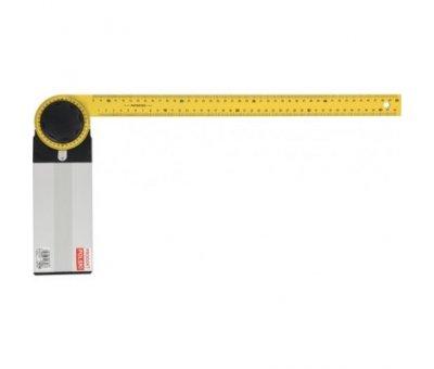 Угломер регулирующий + шкала (металл), 750 мм VOREL