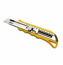 Нож универсальный (с металлическим фиксатором) 18мм HARDY