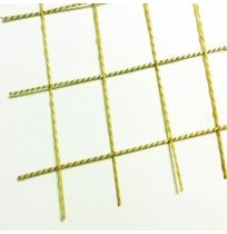 Армопояс композитный 1000 мм d-2 мм (ячейка 50х50), 1 м