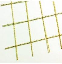 Армопояс композитный 1000 мм d-2 мм (ячейка 100х100), 1 м