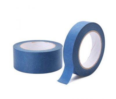 Стрічка малярська зовнішня 48мм х 50м (синя)
