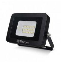 Прожектор 20W 6400K IP65 Feron черный