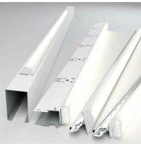 Светодиодный профиль KRAFT LED (2шт.) 600 мм, 30 Вт Т24 лен.