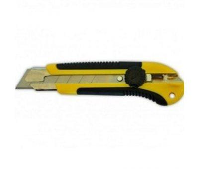 Нож с вращающимся фиксатором, 25 мм, FAVORIT
