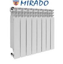 Радиатор алюминиевый MIRADO 96/500 1 секция