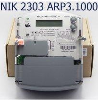 Счетчик электро энергии НИК 2303 ARP3 (5-120А)
