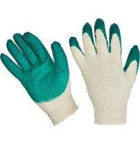Перчатки рабочие с латексным покрытием, L HARDY