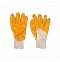 Перчатки рабочие с нитриловым покрытием, L HARDY