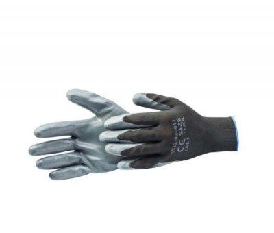 Перчатки рабочие ХL с нитриловым покрытием HARDY