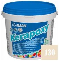 затирка для шов эпоксидная MAPEI Kerapoxy 130 Жасмин 2кг