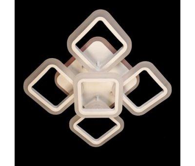 Светодиодная люстра 65W MX2400/4+1S WH LED 3color