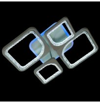 Светодиодная люстра 65W QX2559/2+2GR
