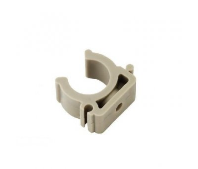 Крепление для трубы PPR ASG-plast 20 мм серое