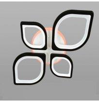 Светодиодная люстра 105W 8073/2+2WH LED 3color