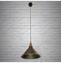 Светильник потолоный подвесной 6855-360-BK-G