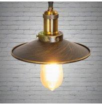 Светильник потолоный подвесной 6856-210-BK-G