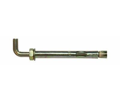 Анкер стальной 10х80 L-крюк