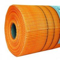 Сетка штукатурная 5х5 фасадная 160г/м2  WORK*S
