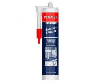 Герметик силиконовый санитарный PENOSIL прозрачный