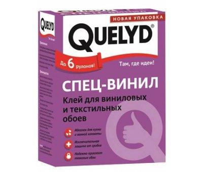 """Клей для обоев """"Quelyd"""" спец-винил"""